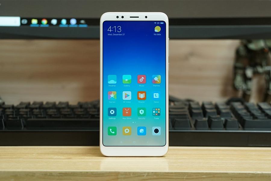 Điện Thoại Xiaomi Redmi 5 Plus (64GB/4GB) - Hàng Nhập Khẩu