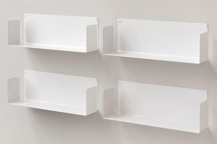 Kệ Sách Treo Tường Smlife Chữ U 45 (45 x 15 x 15 cm)