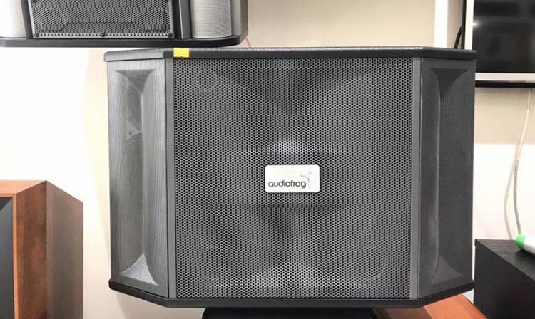 Loa Karaoke 2 Đường Tiếng Audiofrog M10F (400W)