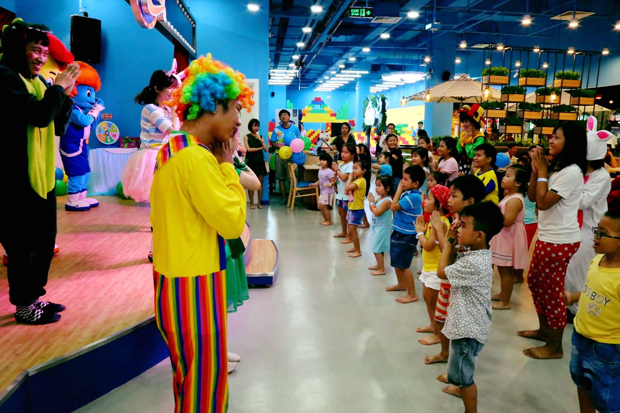 Hệ Thống tiNiWord - Khu Vui Chơi Giải Trí Dành Cho Trẻ Em Hàng Đầu Tại Việt Nam