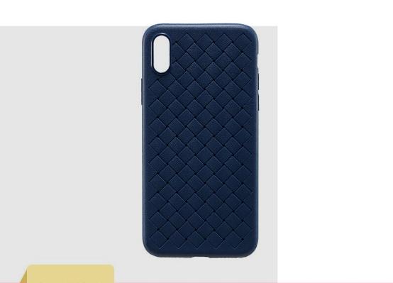 Ốp bảo vệ điện thoại iPhone X  NETEASE- Xanh