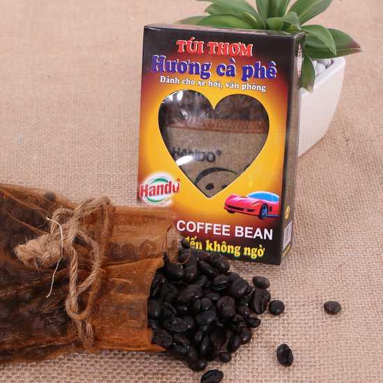 Túi thơm hương Cafe nguyên chất Hando 100g