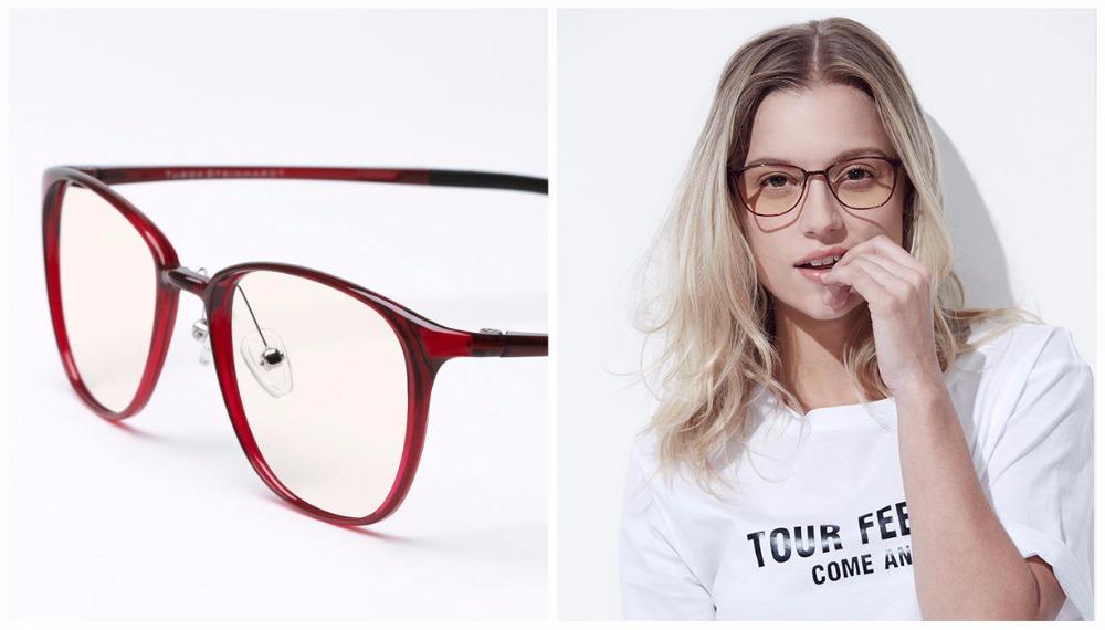 MI Xiaomi mens and womens TS-based anti-blue goggles glasses