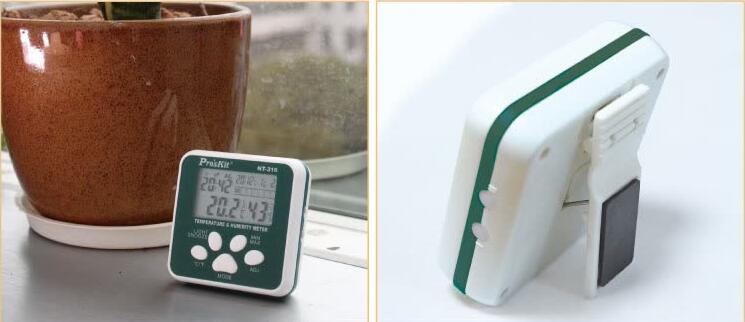 Pro'skit MT-4612 Infrared Thermometer Gun Handheld Thermometer