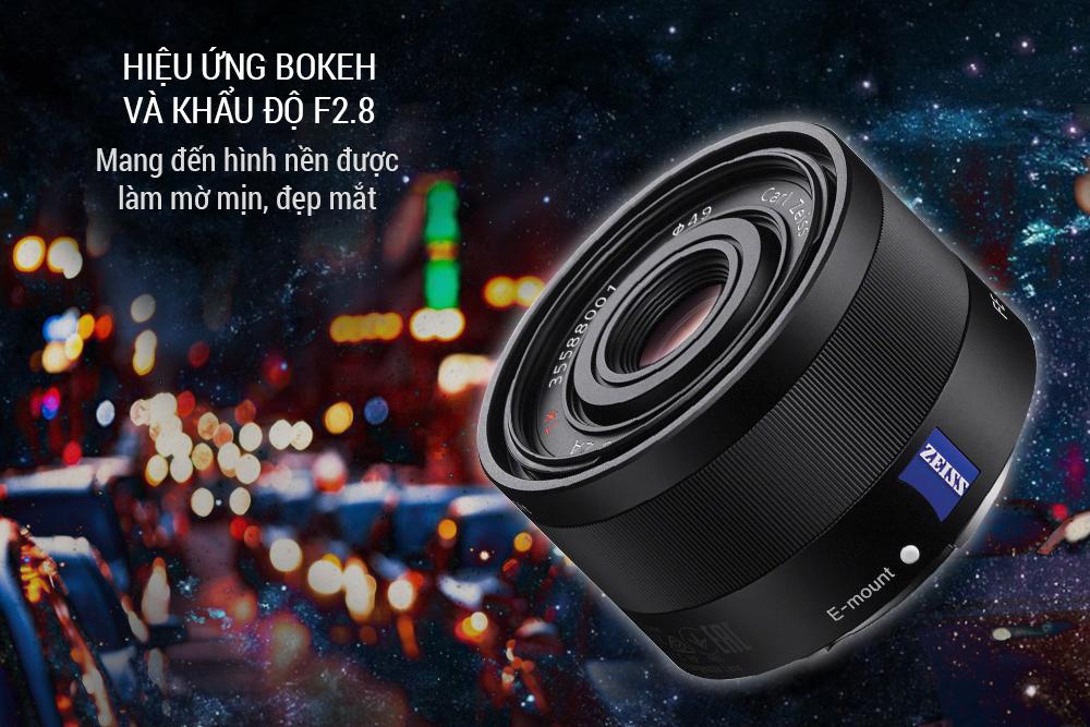 Lens Sony Sonnar T* FE 35 mm F/2.8 ZA (Chính Hãng)