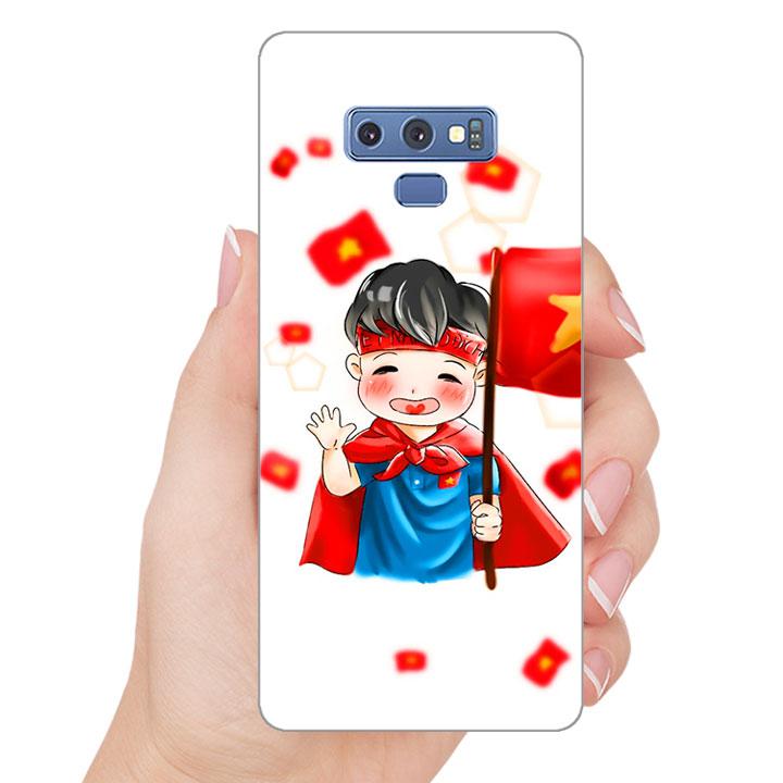 Ốp Lưng Dẻo Cho Điện thoại Samsung Galaxy Note 9 - Mẫu 6