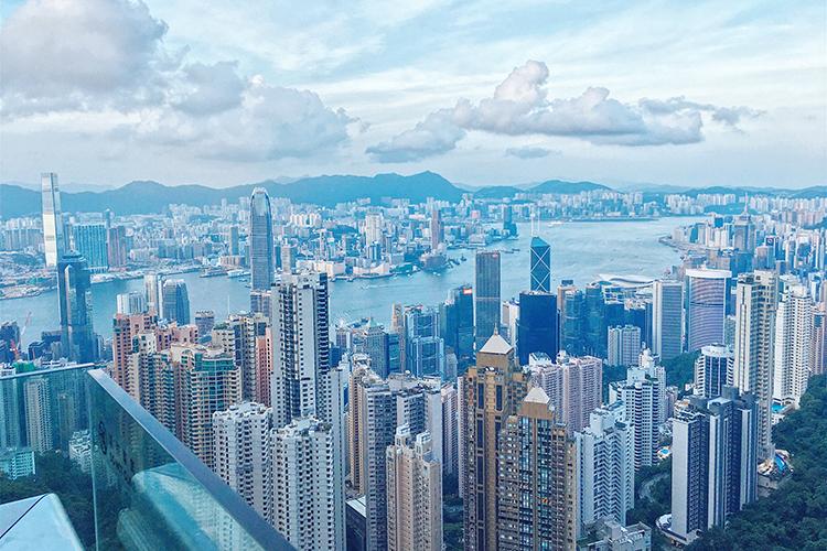 Vé Đài Quan Sát Sky 100 Hong Kong