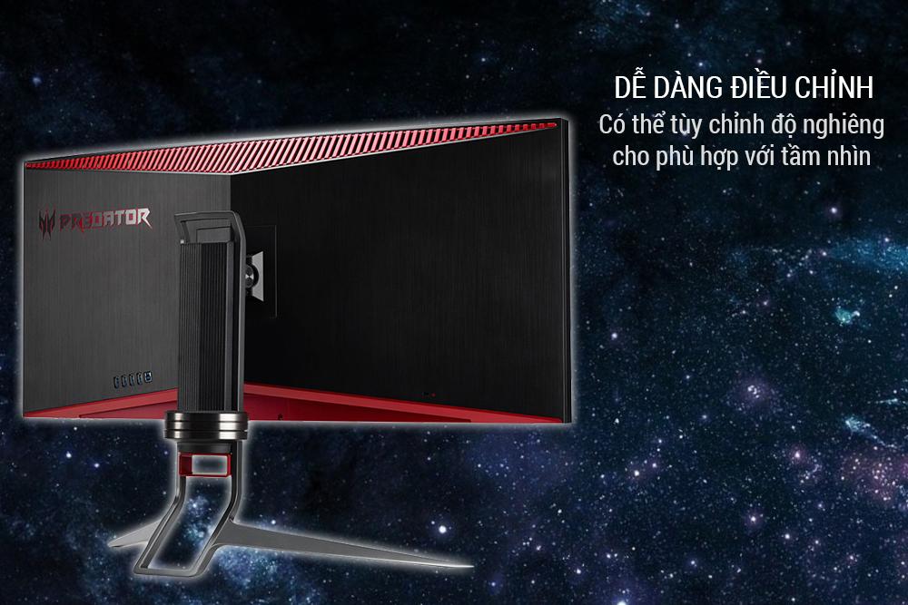 Màn Hình Gaming Acer Predator Z35P 35inch 4K 4ms 120Hz G-Sync VA Speaker - Hàng Chính Hãng