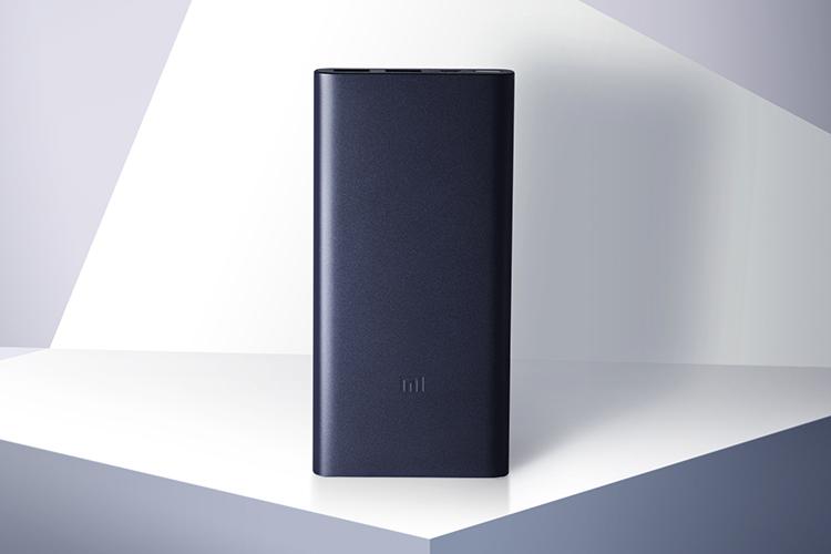 Pin Sạc Dự Phòng Xiaomi Gen 2 Version 2018 10000mAh 2 Cổng USB Hỗ Trợ QC 3.0 - PLM09ZM - Hàng Chính Hãng