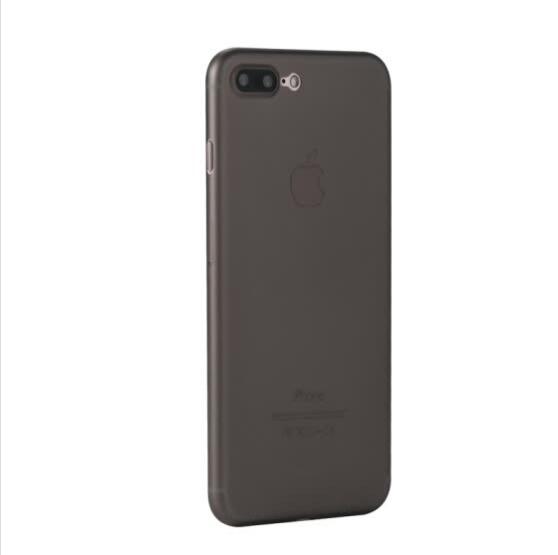 Ốp Lưng Mỏng Mờ Cho Apple iPhone 8 Plus / 7 Plus Bunkers (Benks) - Đen