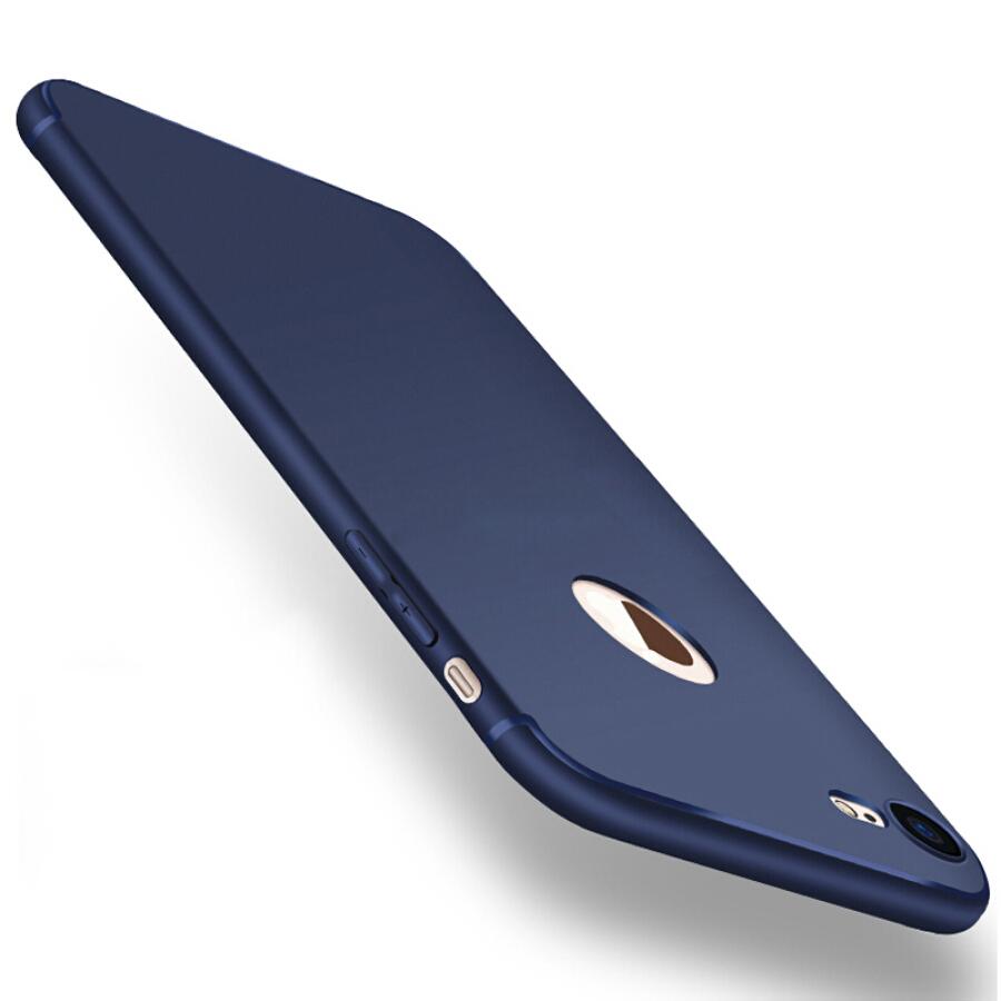 Ốp Lưng Silicon KEKLLE Chống Va Đập, Nhẹ Cho Iphone 7 - 4.7 Inch - Xanh Sapphire